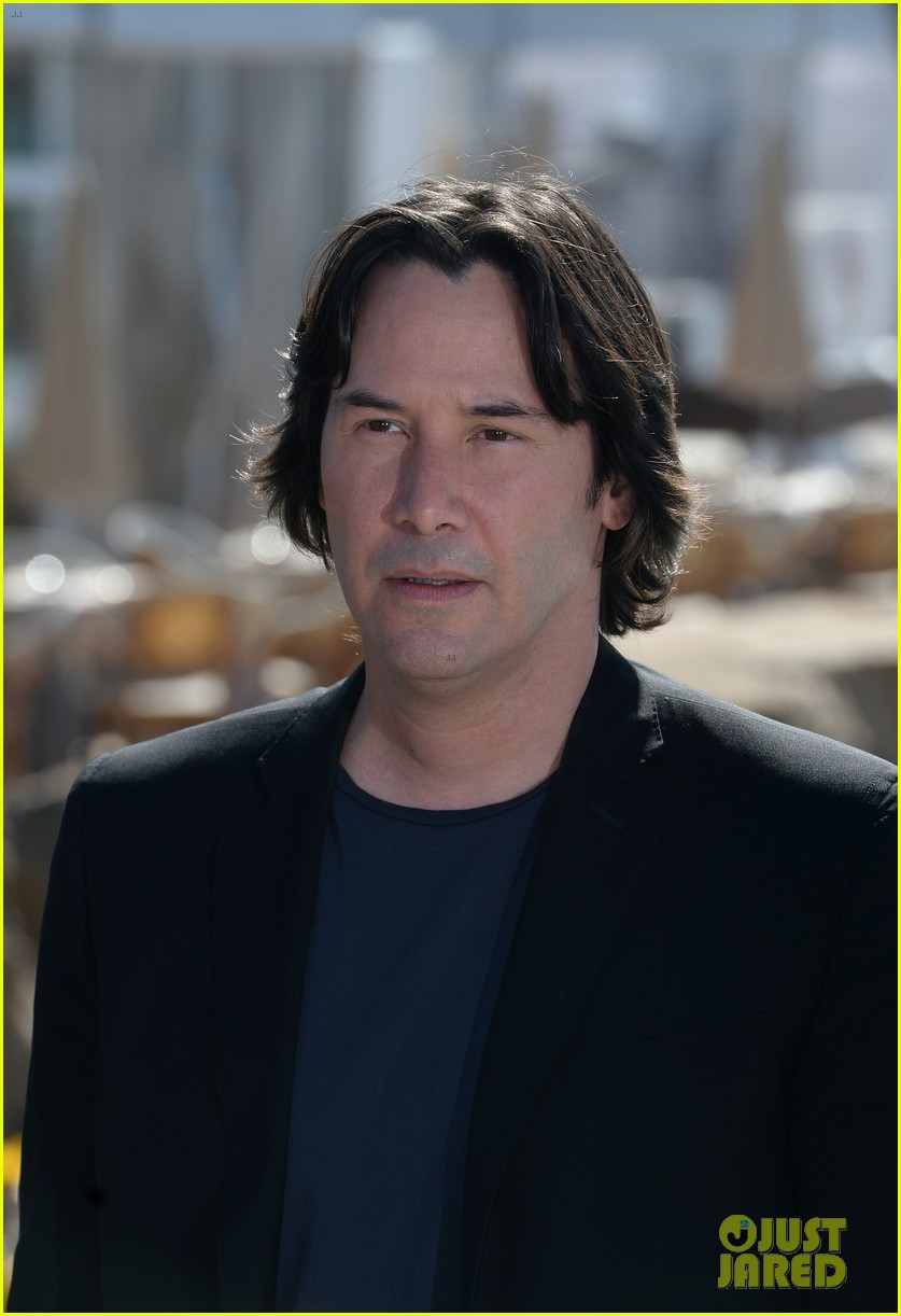 keanu reeves man of tai chi cannes photo call 142874751