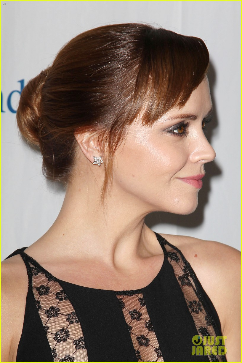christina ricci fresh air fund event with victor cruz 16