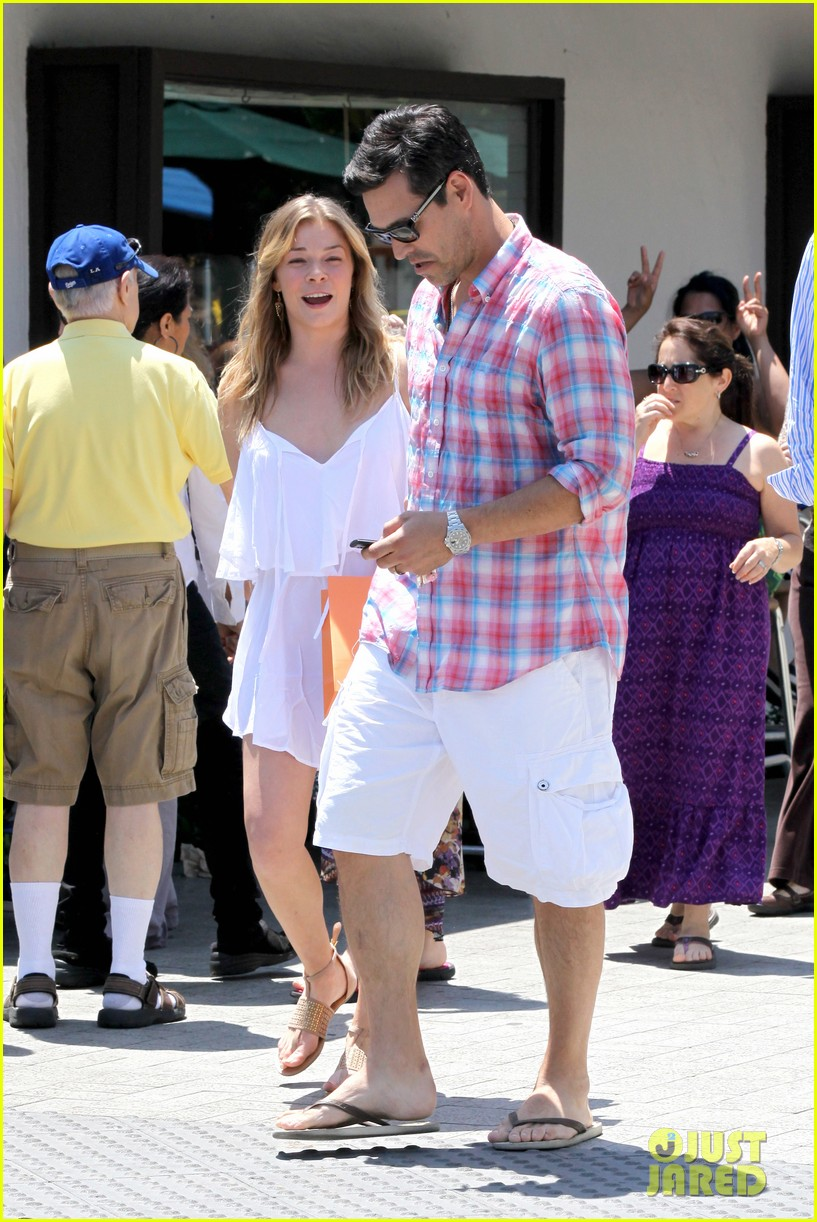 leann rimes eddie cibrian mothers day lunch parents 102869309