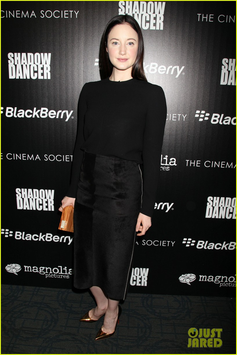 andrea riseborough clive owen shadow dancer screening 012880964