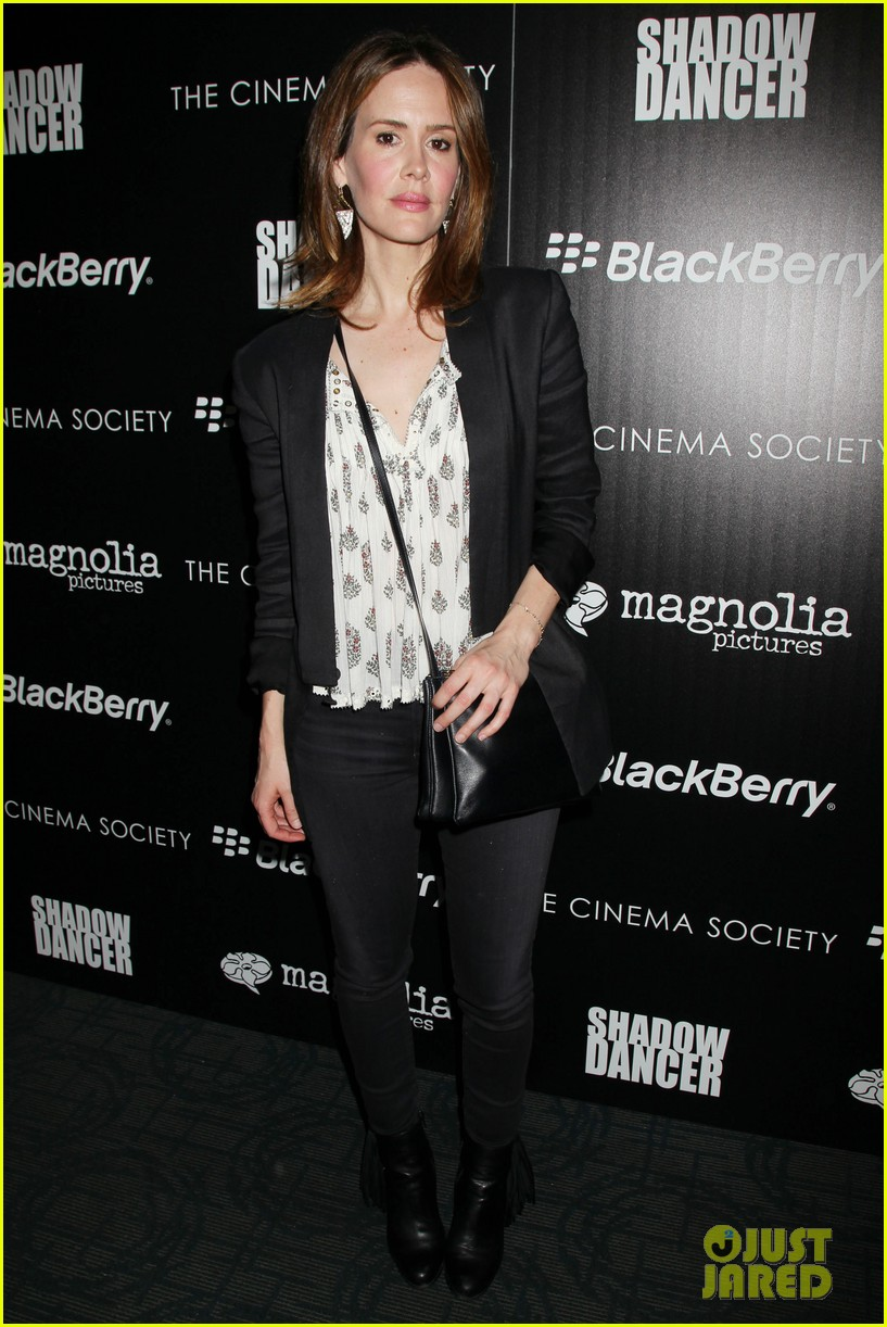 andrea riseborough clive owen shadow dancer screening 20