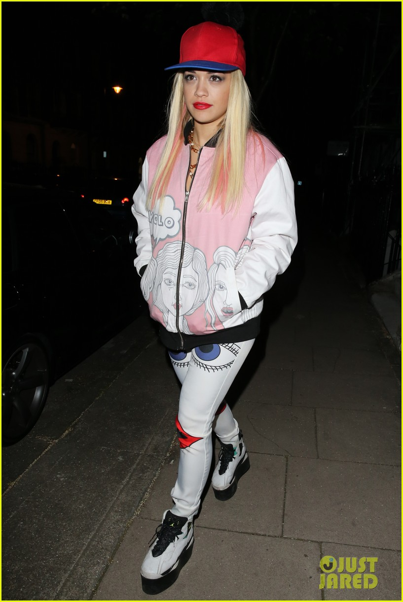 rita ora performs at as one in the park music festival 012878962