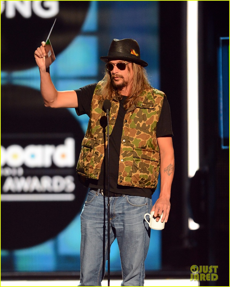 kid rock slams lip syncers at billboard music awards 2013 14