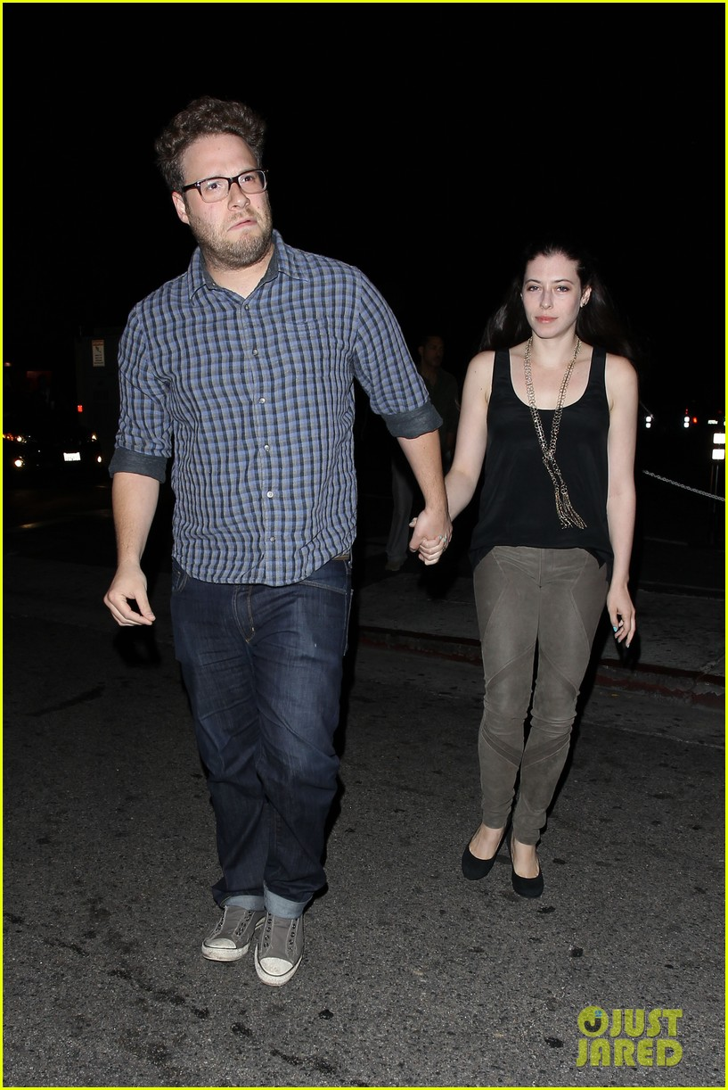 seth rogen dave franco townies wrap party 252878920