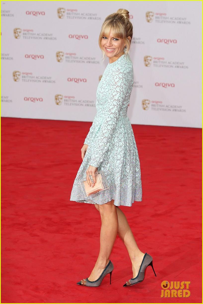sienna miller british academy television awards 2013 04