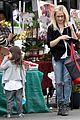 sarah michelle gellar farmers market rides with charlotte 13