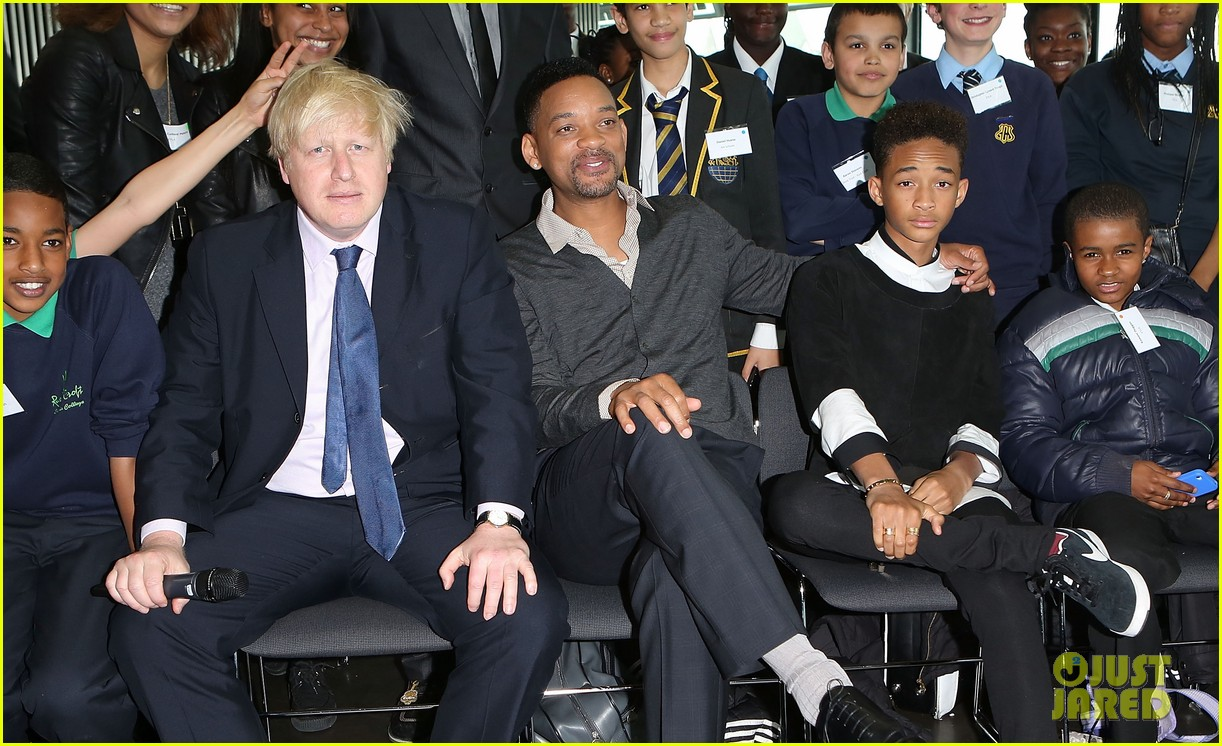 will smith cityhall celebration with jaden smith 212877482