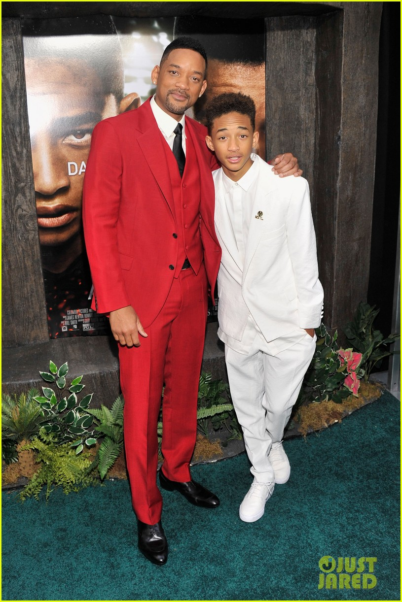 jada will smith after earth premiere with willow jada trey 06