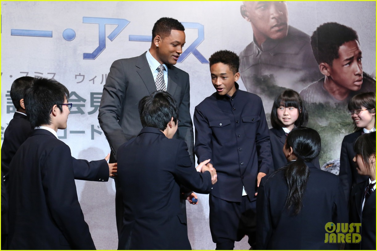 will jaden smith after earth tokyo press conference 052862292