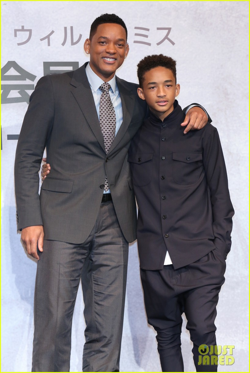 will jaden smith after earth tokyo press conference 07