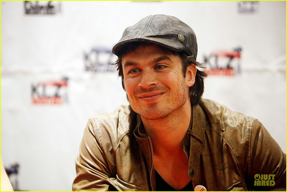 ian somerhalder bloodynightcon3 barcelona press conference 02