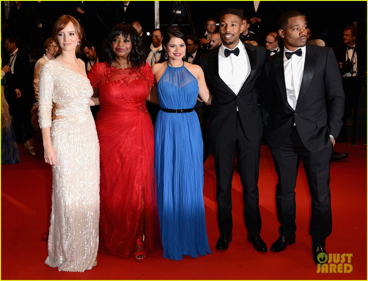 octavia spencer michael b jordan fruitvale station at cannes 01