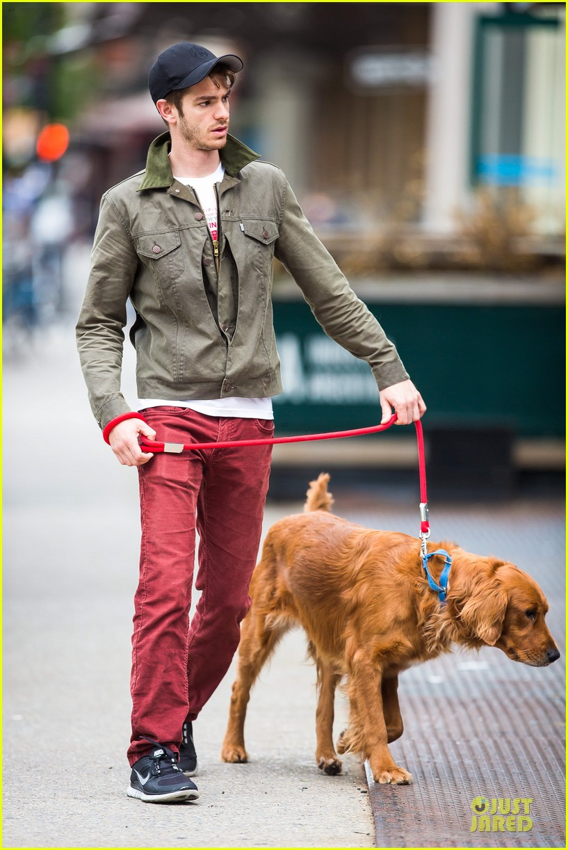 emma stone andrew garfield separate new york strolls 08