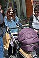 suki waterhouse lily collins film love rosie in dublin 06