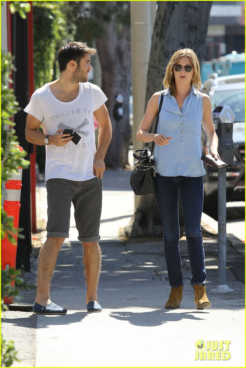 emily vancamp post birthday outings 01