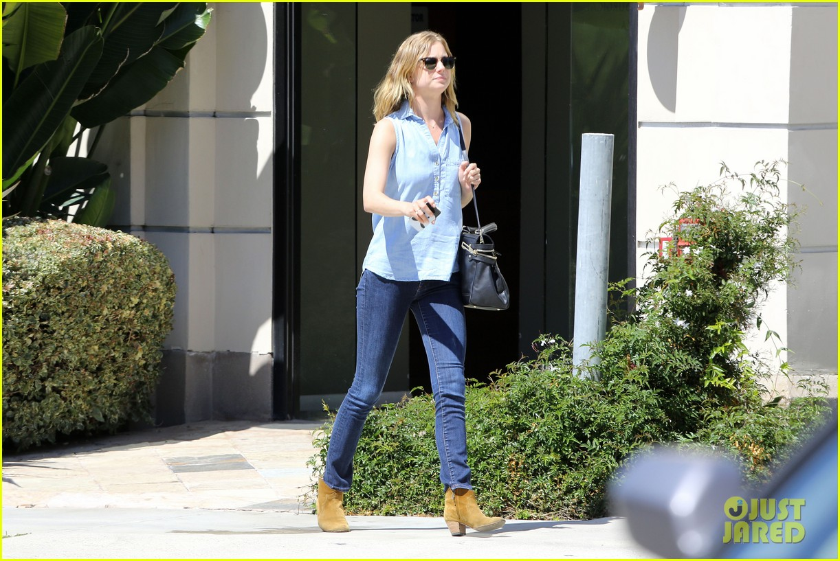 emily vancamp post birthday outings 142870876