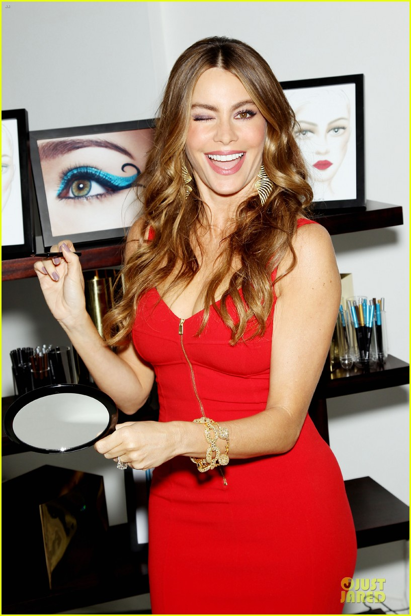 sofia vergara covergirl summer launch party 042875724