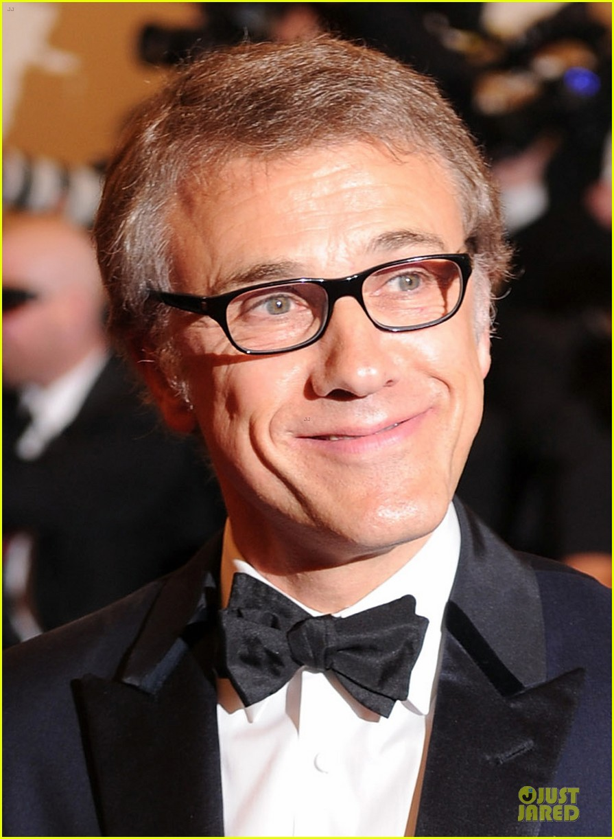christoph waltz met ball 2013 red carpet 02