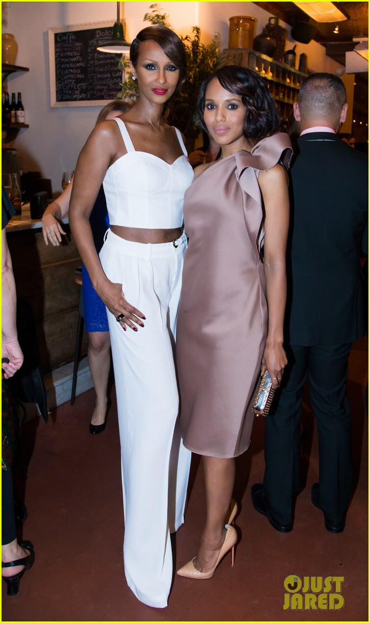 kerry washington attends elle dinner scandal finale tonight 022871486