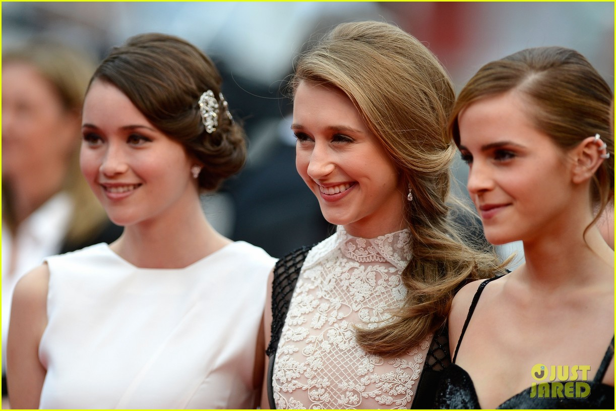 emma watson bling ring cannes premiere 10