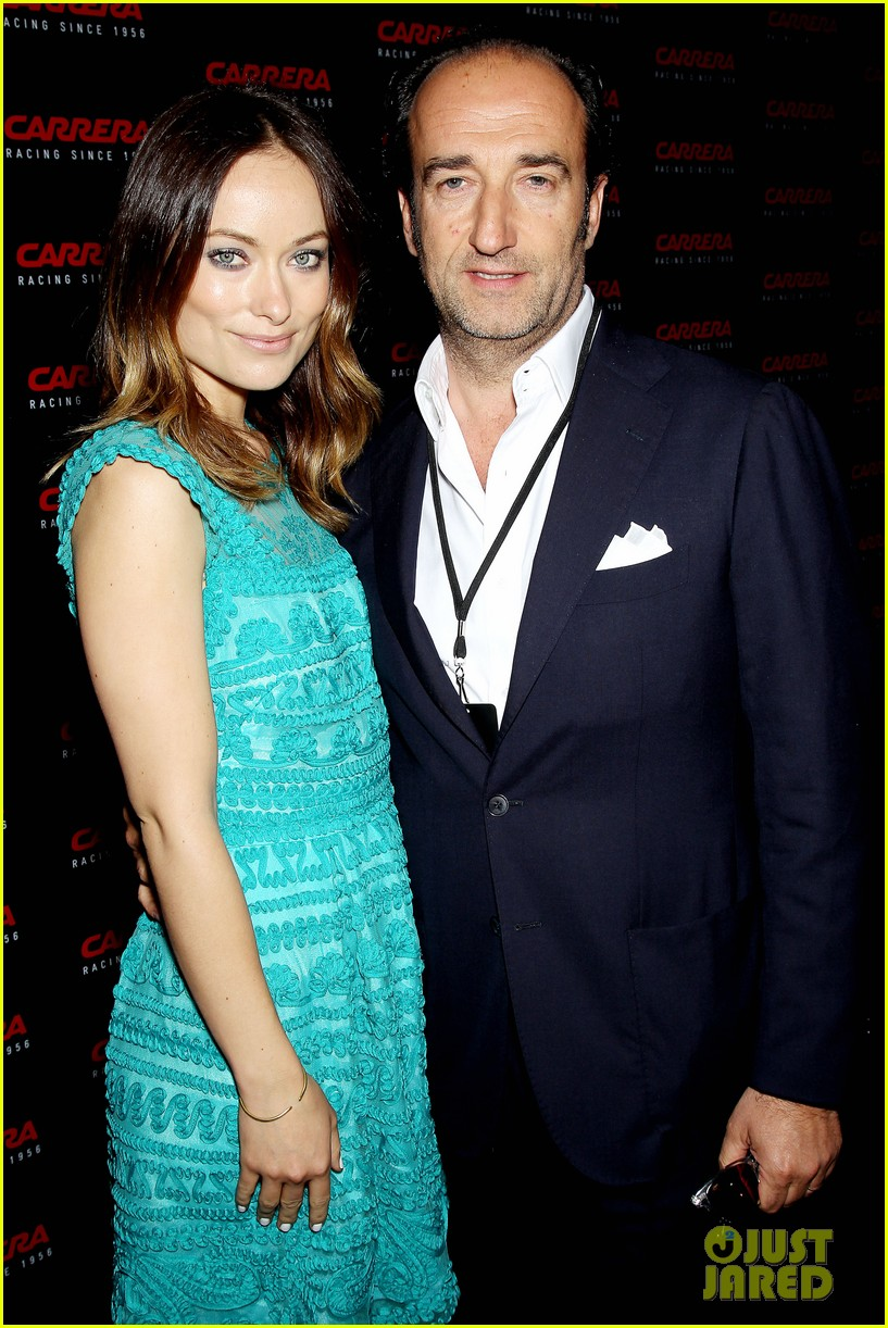 olivia wilde carrera retrospective exhibition 042866353