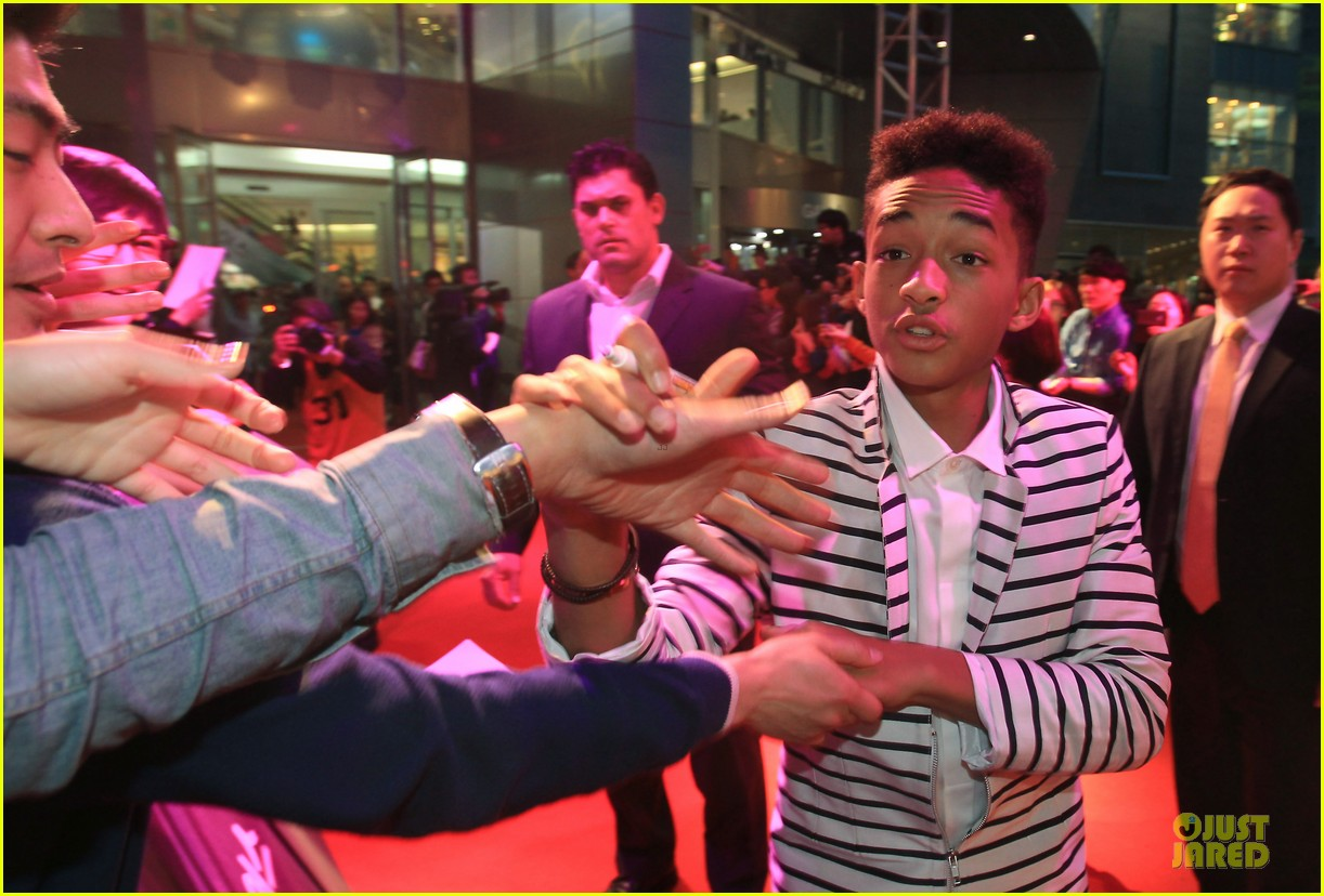 will jaden smith after earth korea premiere 07