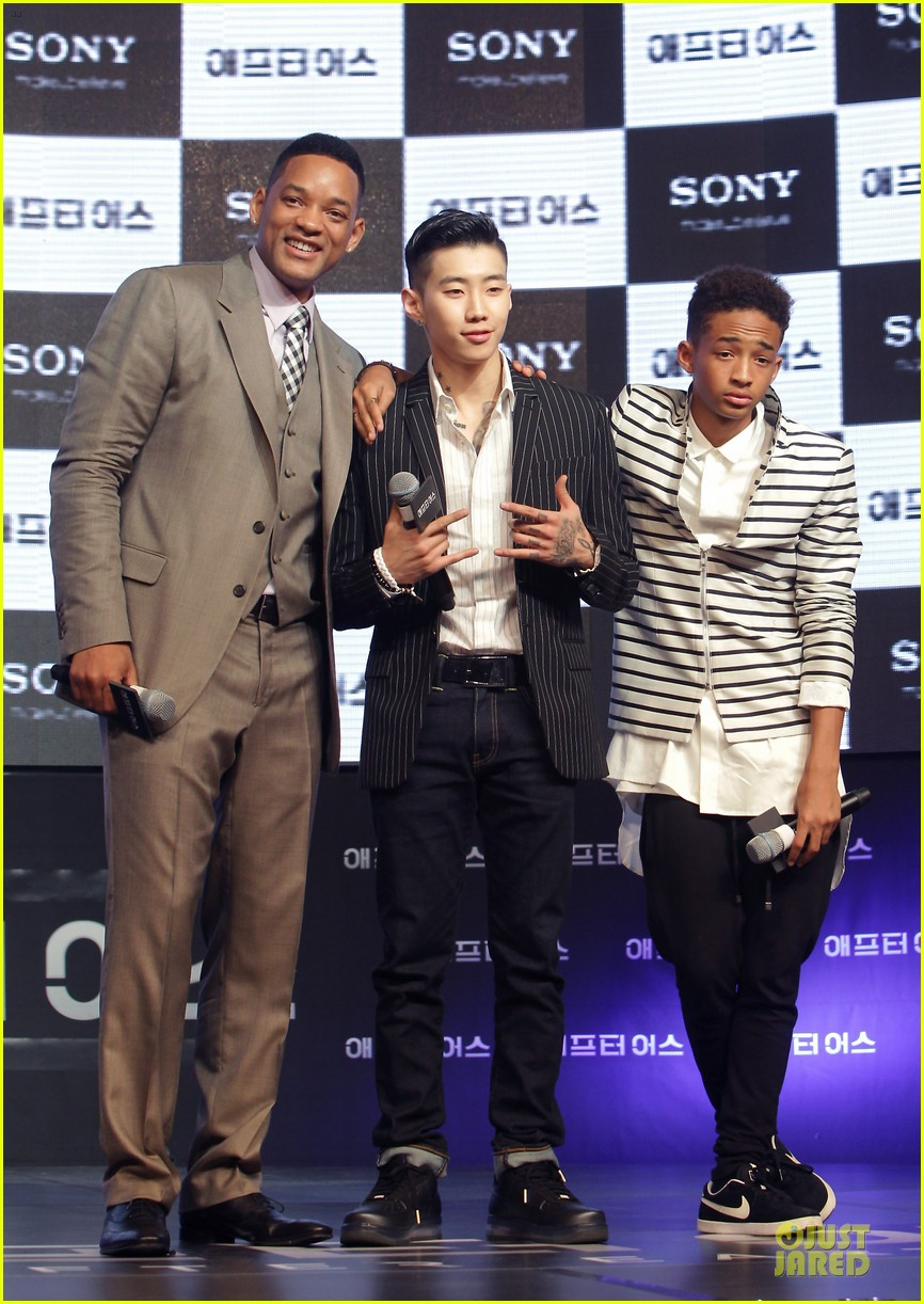 will jaden smith after earth korea premiere 082866068