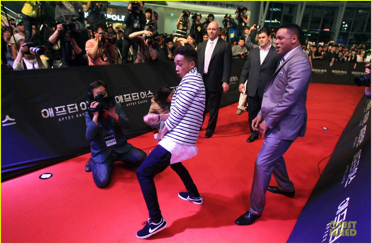 will jaden smith after earth korea premiere 202866080
