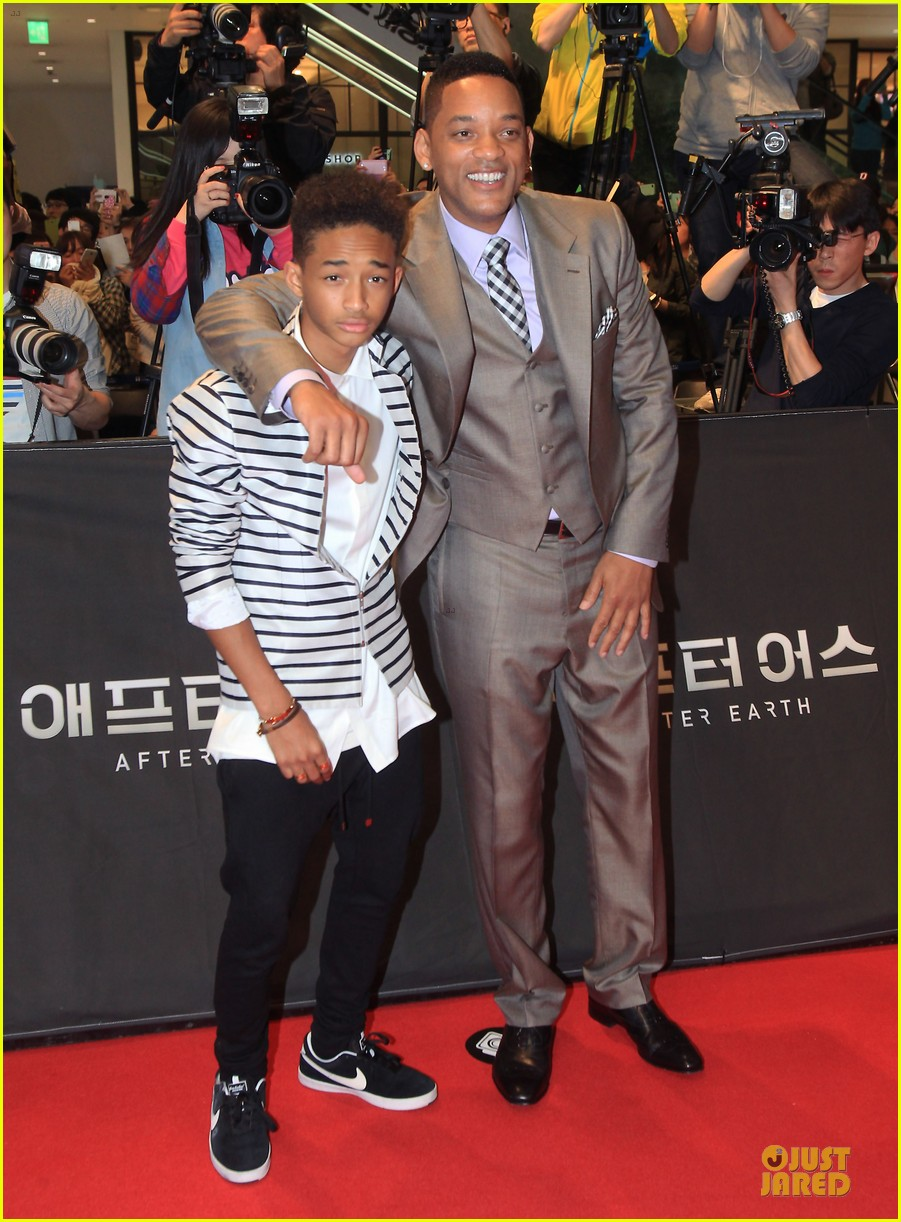 will jaden smith after earth korea premiere 212866081