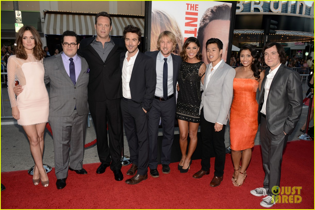owen wilson vince vaughn the internship premiere 162880391