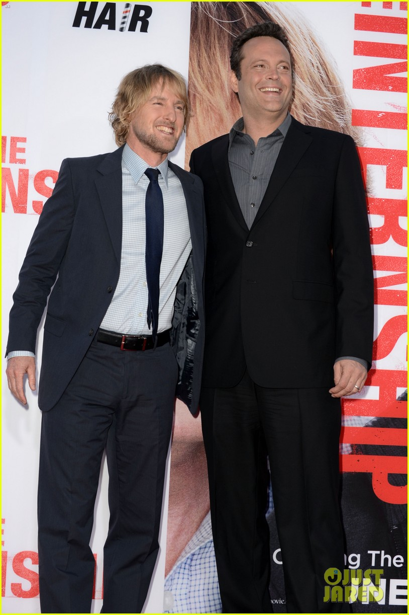 owen wilson vince vaughn the internship premiere 23