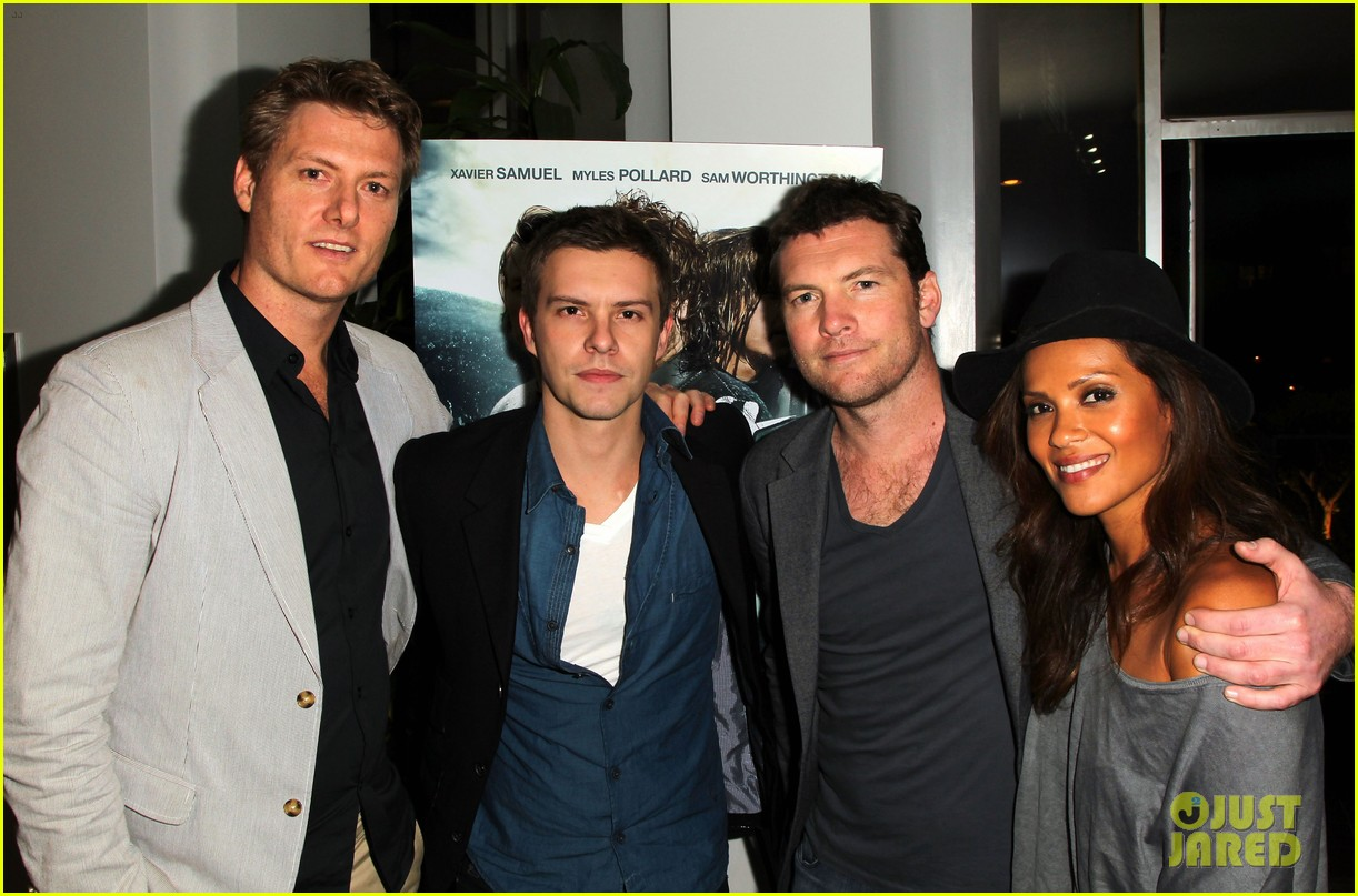 sam worthington xavier samuel drift screening 03