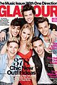 one direction rosie huntington whiteley cover glamous august 2013 01
