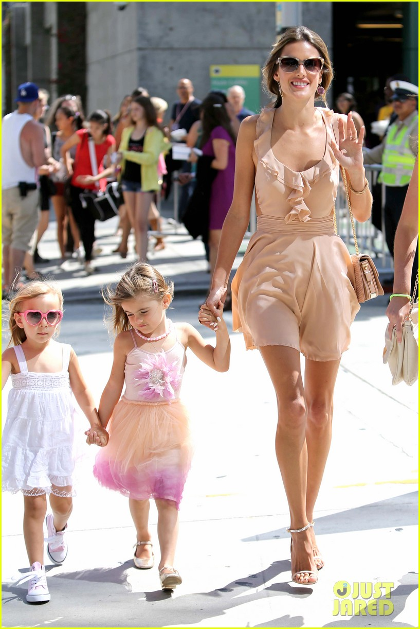 alessandra ambrosio my little pony premiere after anja graduation 38