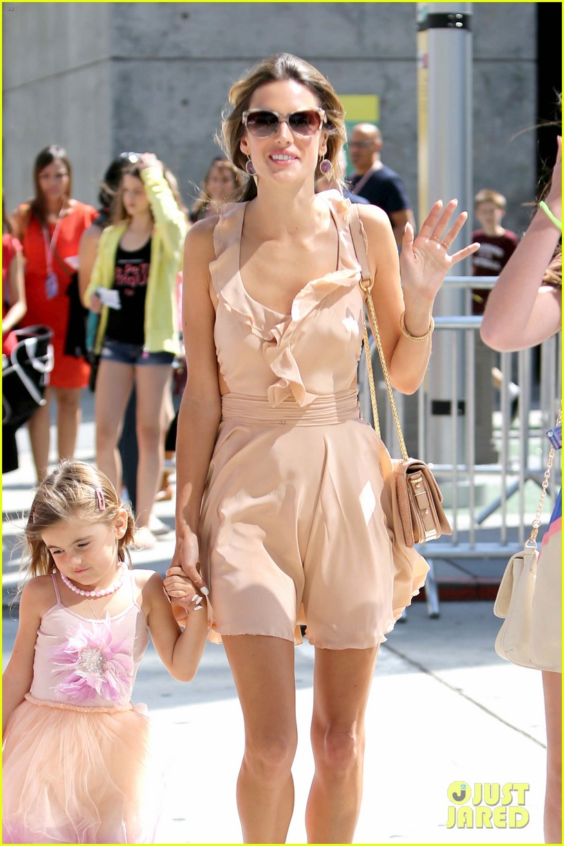 alessandra ambrosio my little pony premiere after anja graduation 39
