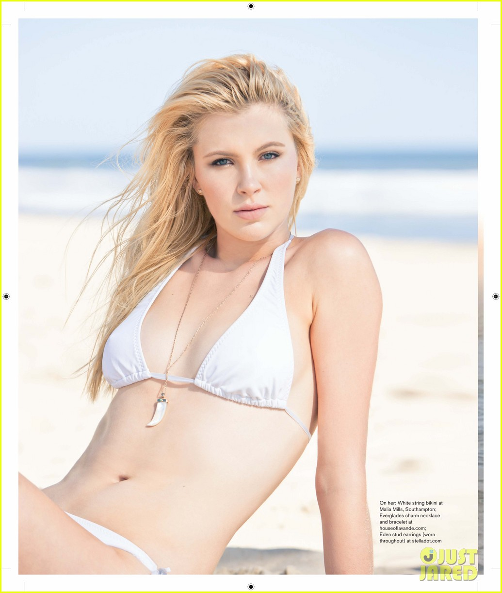 ireland baldwin bikini for modern luxury july 2013 02