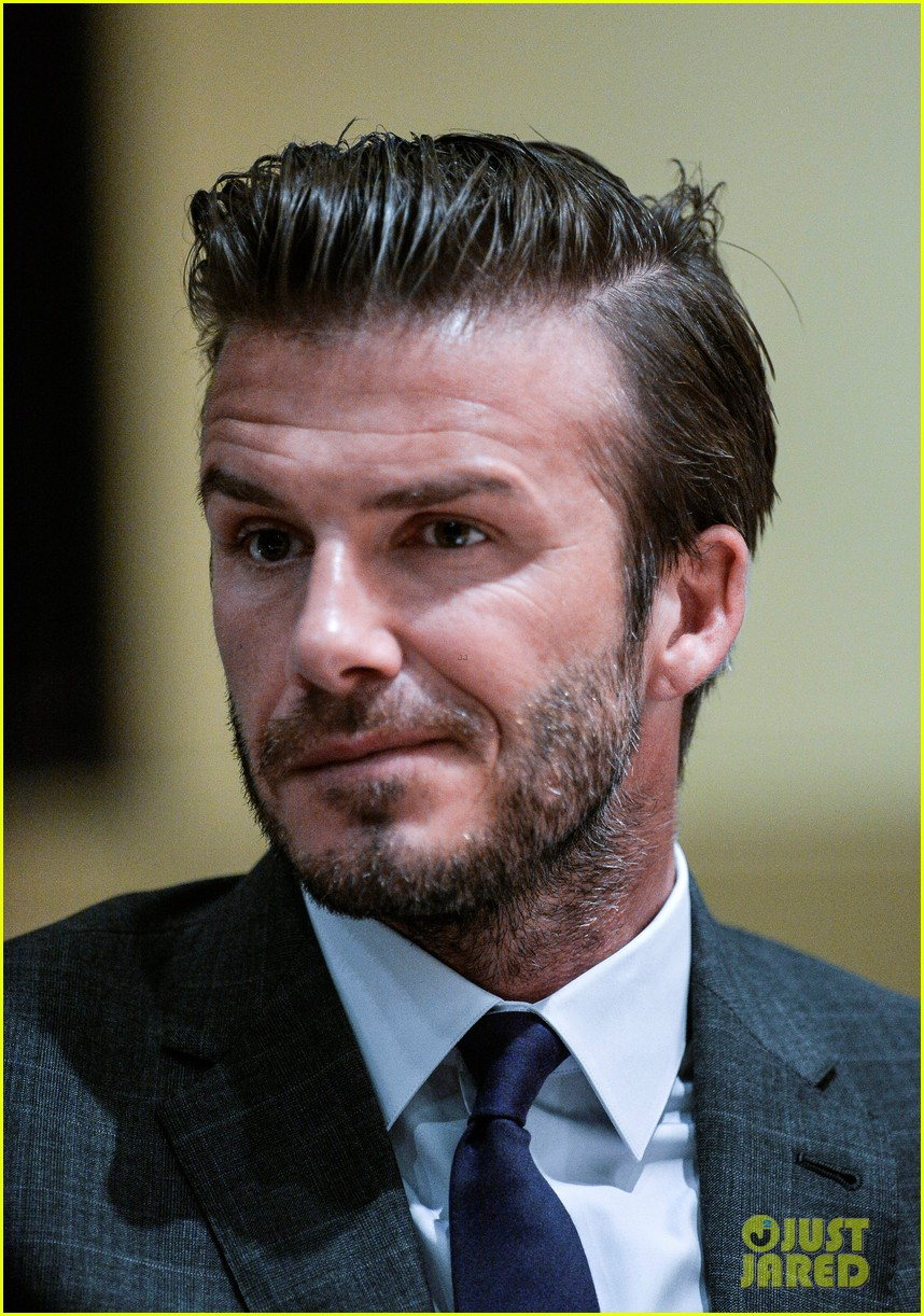 david beckham third day of china visit 062894406