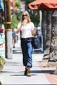 emily blunt tea time at alcove cafe 08