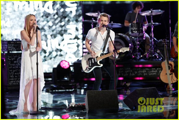 danielle bradbery hunter hayes the voice finale performance video 09