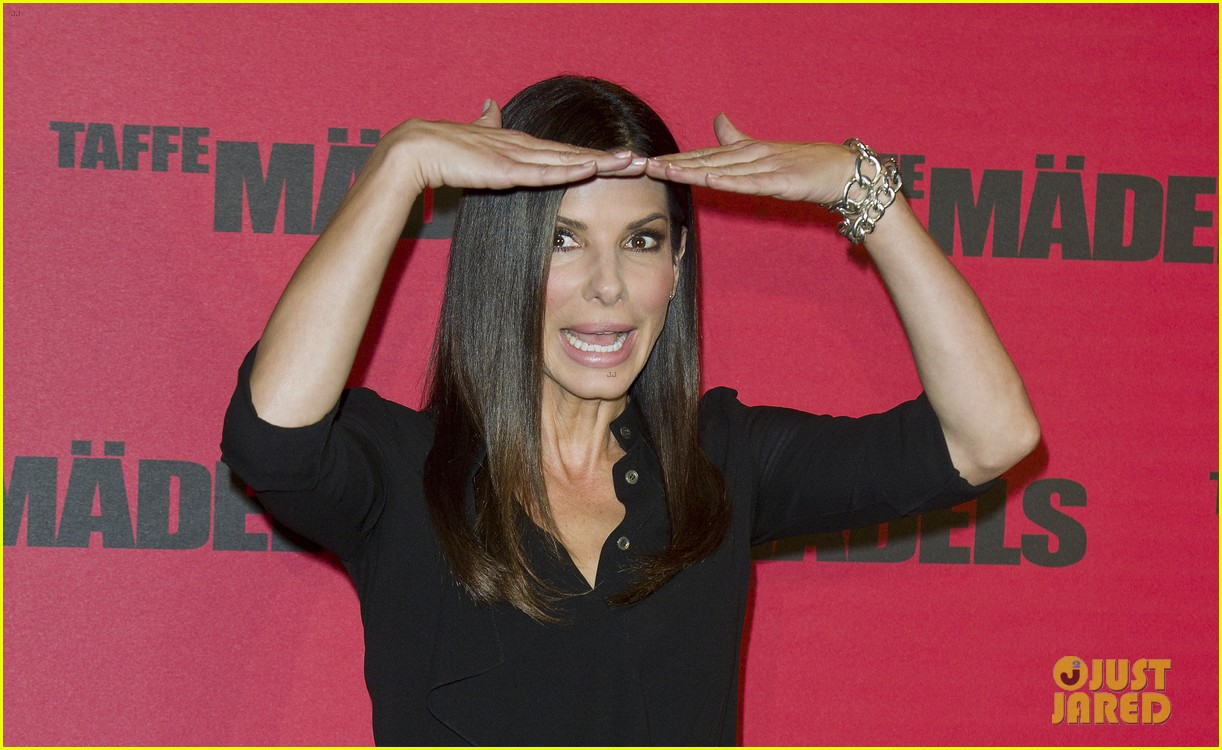 sandra bullock the heat berlin photo call 092893606