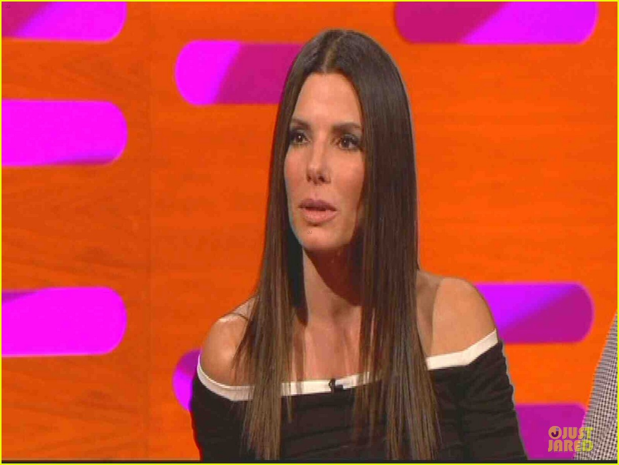 sandra bullock samuel l jackson sex scenes on graham norton 022900664