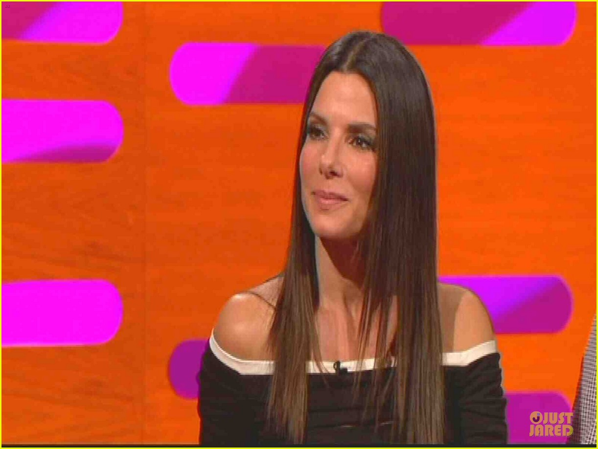 sandra bullock samuel l jackson sex scenes on graham norton 072900669