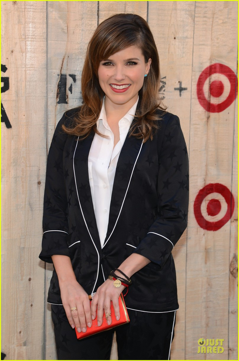 sophia bush karlie kloss feed target launch 022894755
