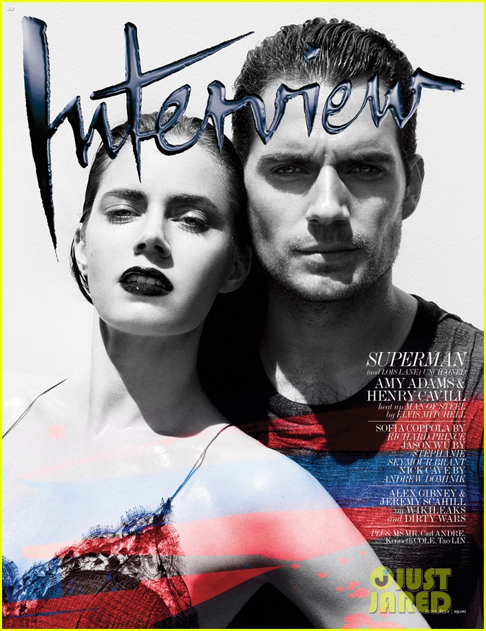 henry cavill amy adams cover interview june july 2013 03.2888306
