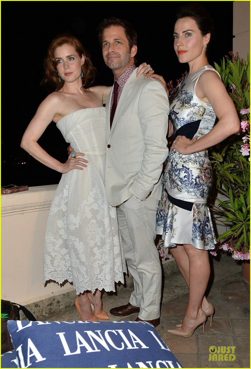 henry cavill amy adams man of steel premiere party in italy 202891938