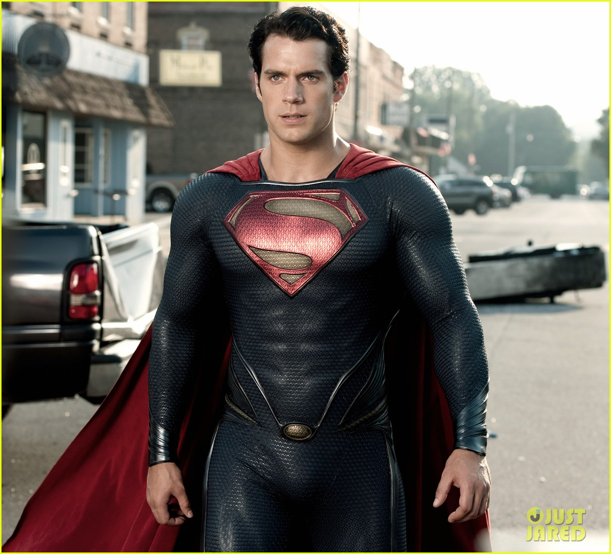 henry cavill man of steel in theaters now 212891125