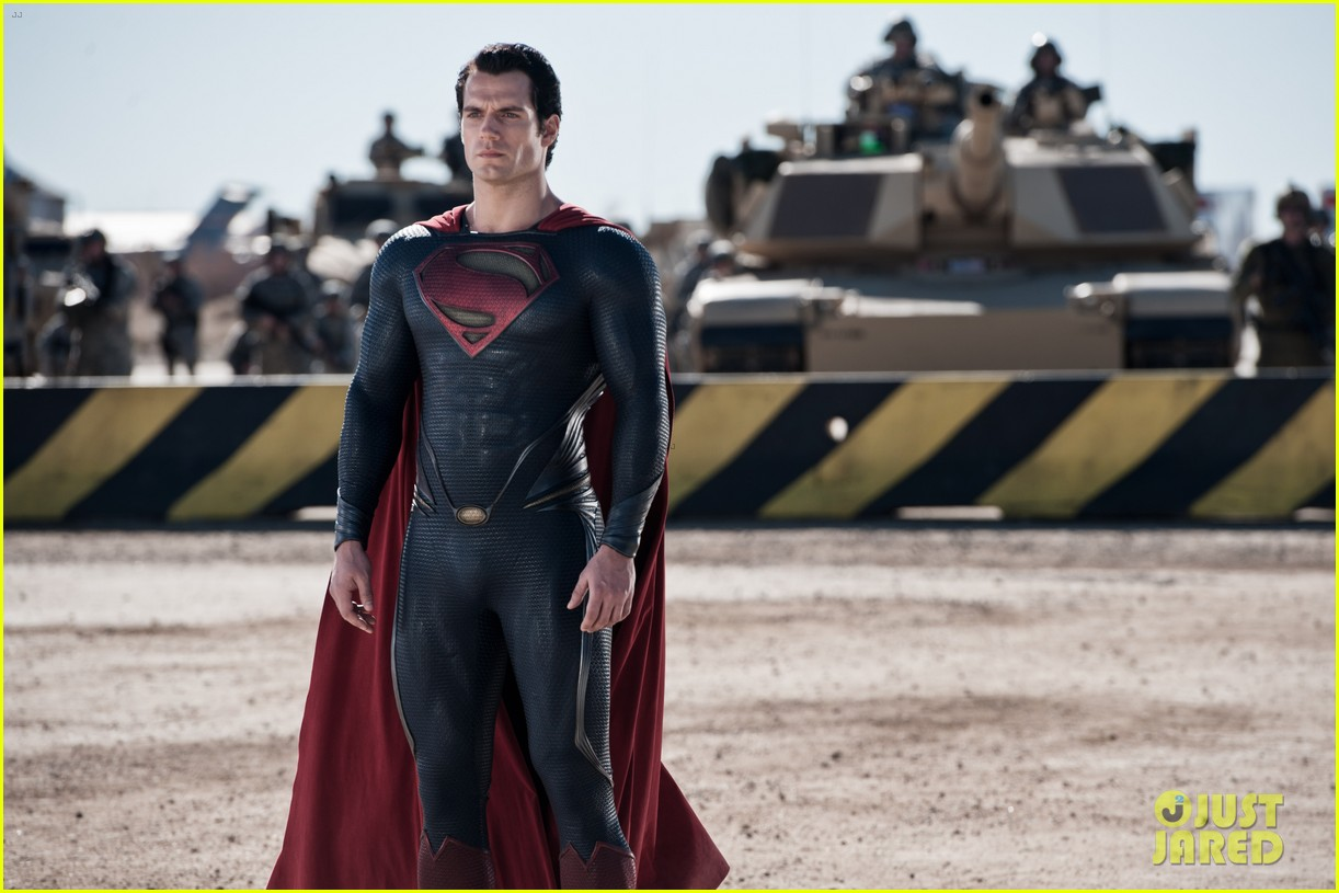 henry cavill man of steel in theaters now 35