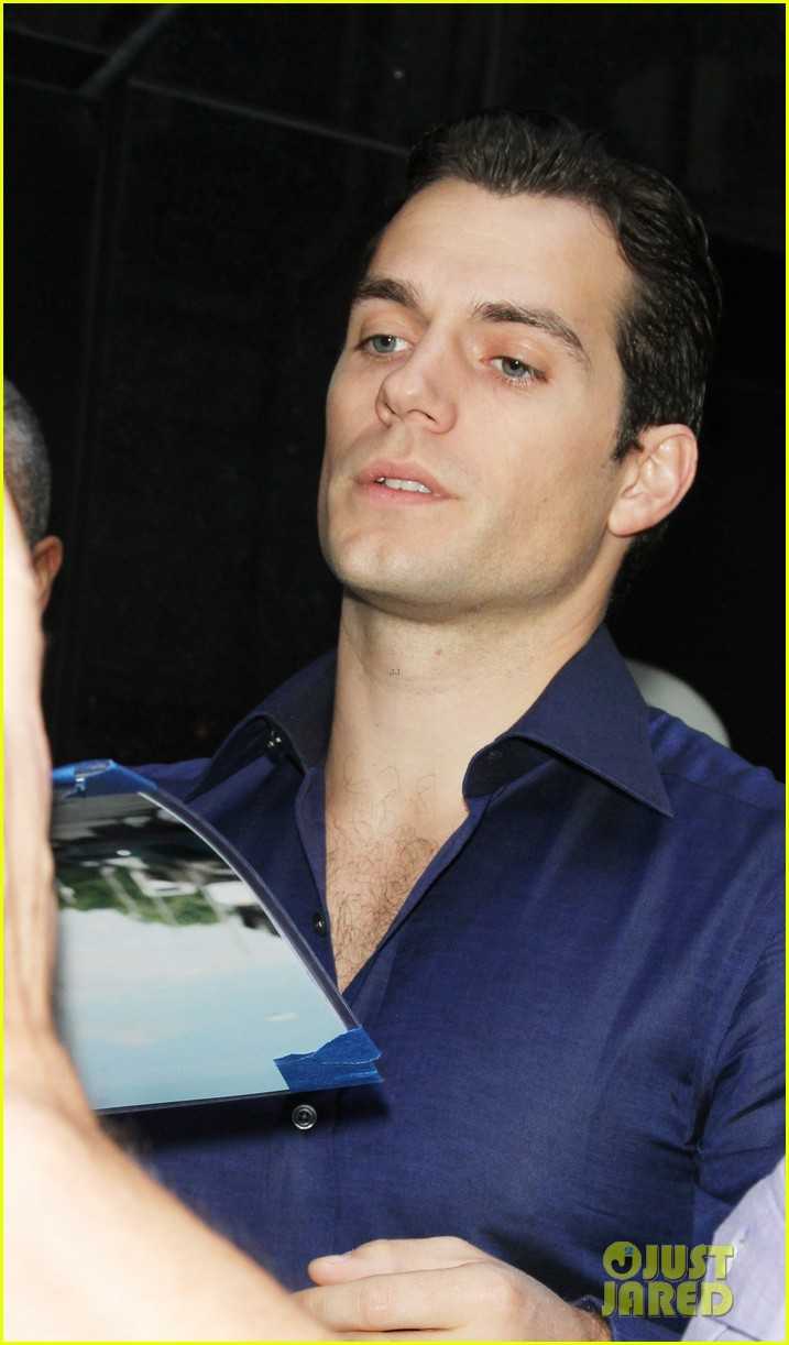 henry cavill amy adams talk show appearances in nyc 152888493