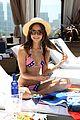 jamie chung poolside bikini babe 07