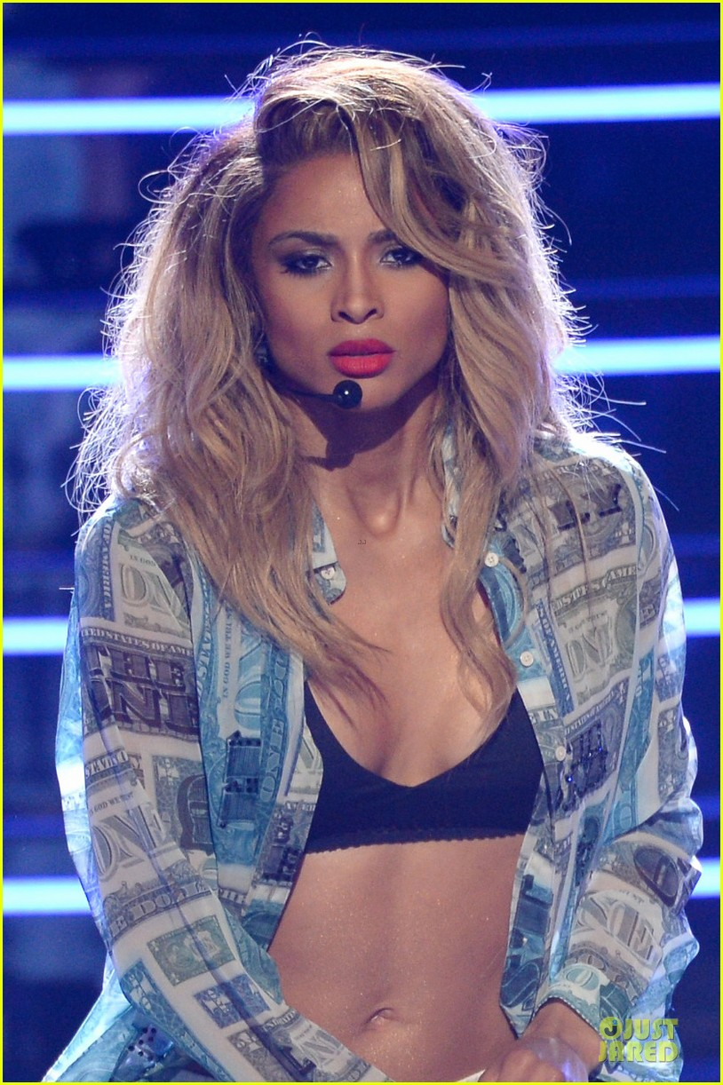 ciara nicki minaj bet awards 2013 performance video 13